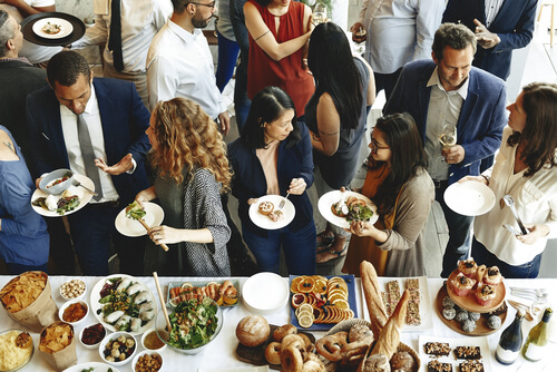 Corporate Caterer – Insight