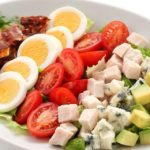 Deconstructed Fresh Cobb Salad